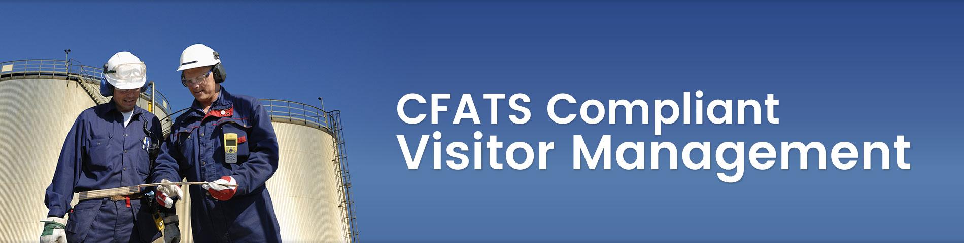 CFATS Visitor