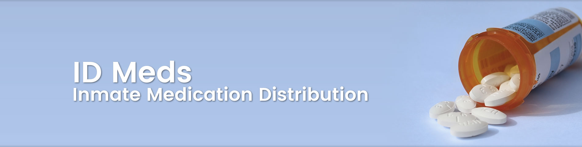 Inmate Medication Distribution Management
