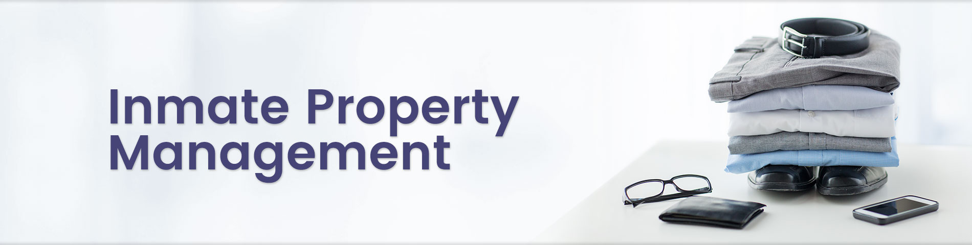 Inmate Property Management