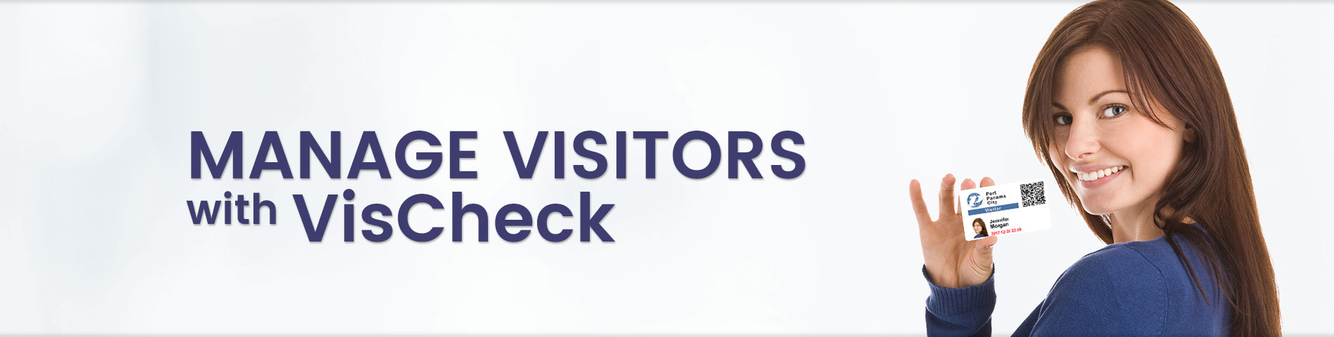 Visitor Identification & Verification Management