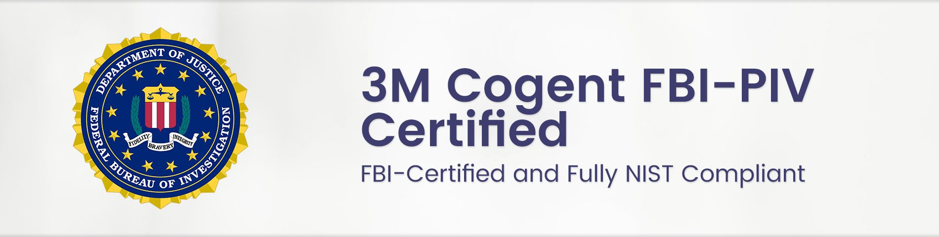 FBI Certification