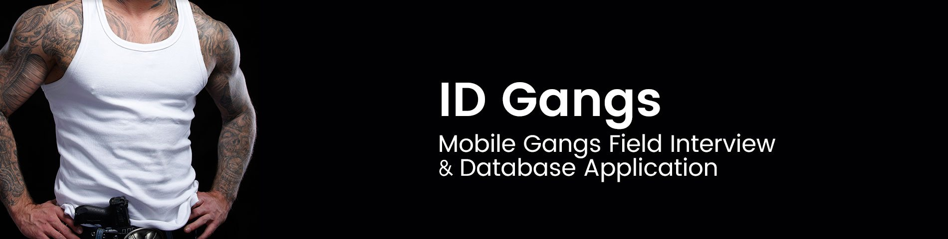 Gang Member Biometric Identification System