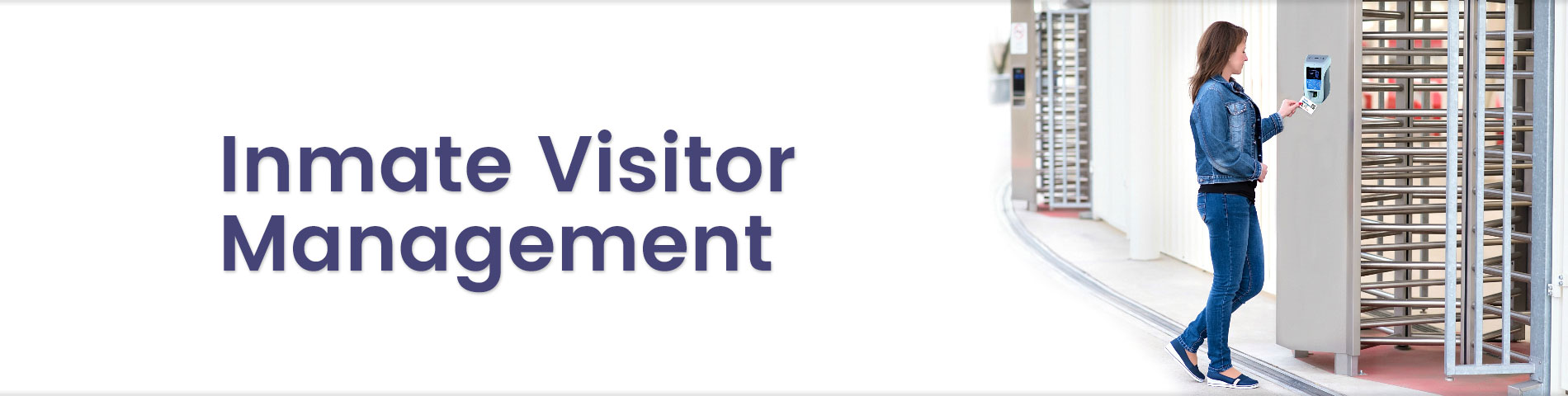 Inmate Visitor Management
