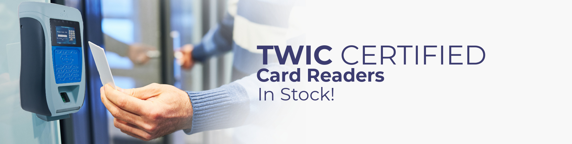 TWIC Card Readers